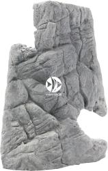 EKOL Maskownica Szara (MF-25GR) - Maskownica imitująca szarą skałę do filtra lub grzałek do akwarium.