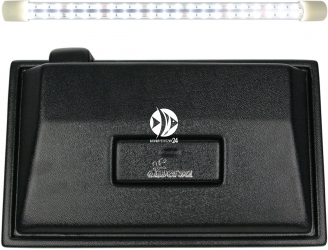DIVERSA Pokrywa Selecto LED 30x20cm (1x3W) (117588) - Obudowa do akwarium z oświetleniem LED z tworzywa sztucznego