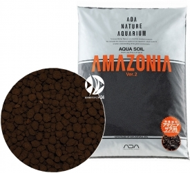 ADA Aqua Soil - Amazonia ver.2 (104-061) - Naturalne podłoże do akwarium roślinnego.