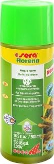 SERA Florena (03240) - Nawóz dla roślin akwariowych zapewniający bujną, soczystą zieleń.