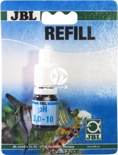 JBL Uzupełnienie testu na PH 3,0-10,0 (25343) - Odczynnik uzupełniający test pH 3,0-10,0
