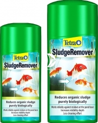 TETRA Sludge Remover (T256705) - Środek usuwający naturalnie muł i zanieczyszczenia organiczne w oczku wodnym.