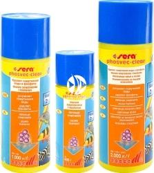 SERA Phosvec Clear (03390) - Preparat do usuwania fosforanów i klarowania wody