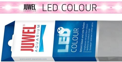 JUWEL Colour LED (86844) - Świetlówka LED (4425K) do belek oświetleniowych MultiLux LED, uwydatniająca kolory roślin i ryb