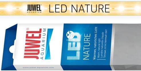 JUWEL Nature LED (86824) - Świetlówka LED (6500K) do belek oświetleniowych MultiLux LED, dająca ciepłe, naturalne światło