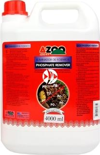 AZOO Phosphate Remover (AZ17083) - Szybko usuwa fosforany (PO4) w akwarium słodkowodnym i morskim