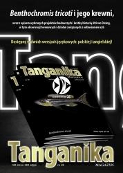 Tanganika Magazyn Magazyn nr. 26 - Półrocznik o biotopie Tanganika.