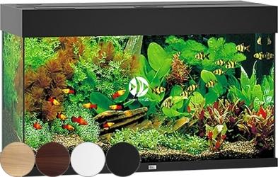 JUWEL Rio 125 HeliaLux Spectrum - Akwarium z pełnym wyposażeniem bez szafki, 4 kolory do wyboru