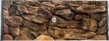 EKOL Tło Skała (SK50x30) - Tło do akwarium z motywem skał, imitujące biotopy bez roślin jak Malawi, Tanganika 120x50 cm