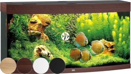 JUWEL Vision 260 HeliaLux Spectrum - Akwarium z pełnym wyposażeniem bez szafki, 4 kolory do wyboru