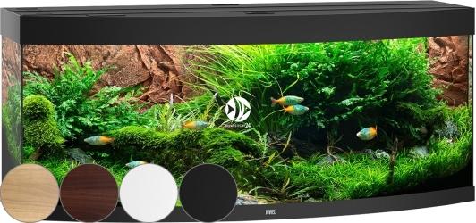 JUWEL Vision 450 HeliaLux Spectrum (2x belka) - Akwarium z pełnym wyposażeniem bez szafki, 4 kolory do wyboru