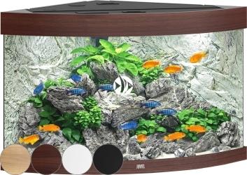 JUWEL Trigon 190 HeliaLux Spectrum (16350HLS) - Akwarium z pełnym wyposażeniem bez szafki, 4 kolory do wyboru