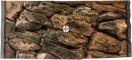 EKOL Tło Skała (SK50x30) - Tło do akwarium z motywem skał, imitujące biotopy bez roślin jak Malawi, Tanganika 80x40 cm