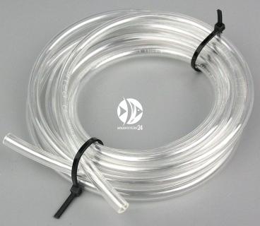 TECHNIKA CO2 Wąż ciśnieniowy Pu 6x4mm (1m) - Wąż poliuretanowy do instalacji CO2