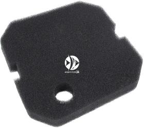 AQUA NOVA Czarna Gąbka NCF-1000/NCF-1200/NCF-1500 (NS1-SGB) - Wymienny wkład gąbkowy, czarna gąbka do filtra NCF-1000, NCF-1200, NCF-1500.