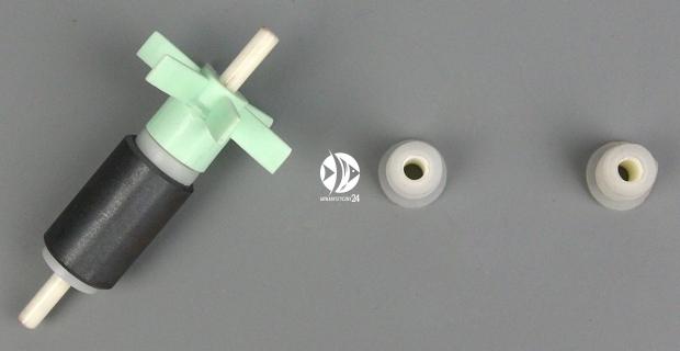 AQUA NOVA Wirnik NCF-600/NCF-800 (NS6-IMP) - Część zamienna, wirnik + ośka do filtra NCF-600, NCF-800