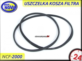 AQUA NOVA Uszczelka kosza filtra NCF-2000