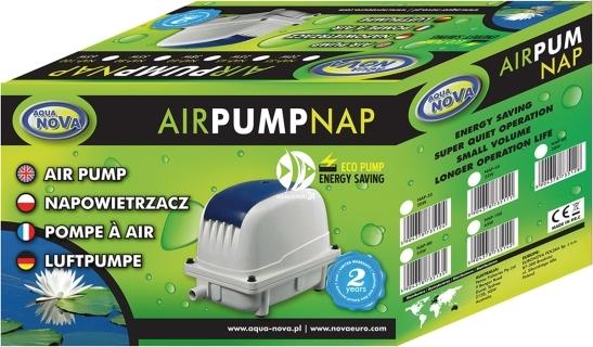 AQUA NOVA Air Pump NAP-35 (NAP-35) - Napowietrzacz do oczka wodnego 20W, 35L/min