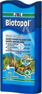 JBL Biotopol (23001) - Uzdatniacz zamienia wodę kranową w dobrą do akwarium.