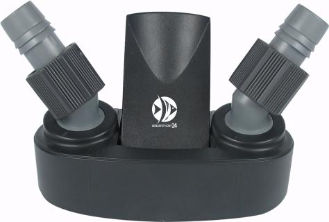 AQUA NOVA Zawory NCF-2000 (NS2-VAL) - Kompletny zestaw dwóch zaworów do filtra NCF-2000