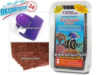 OCEAN NUTRITION RED MARINE ALGAE 20g - Czerwone algi morskie dla ryb morskich, roślinożernych i krewetek.