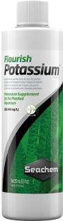 SEACHEM Flourish Potassium (SCHM021) - Nawóz potasowy, potas dla roślin akwariowych