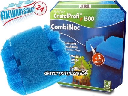 JBL COMBIBLOC e1500/e1501/e1901 - Wkład gąbkowy do przed filtra CristalProfi E do górnego koszyka