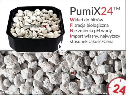 akwarystyczny24 Pumeks akwarystyczny Pumix24 10L - Wkład biologiczny do filtrów