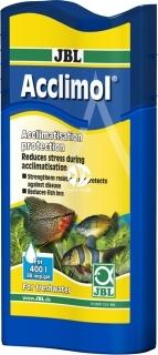 JBL Acclimol 100ml (01451) - Aklimatyzacja i zmniejszenie stresu zwierząt akwariowych.