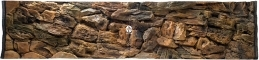 EKOL Tło Skała (SK50x30) - Tło do akwarium z motywem skał, imitujące biotopy bez roślin jak Malawi, Tanganika 200x50 cm