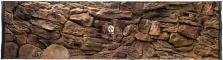 EKOL Tło Skała (SK50x30) - Tło do akwarium z motywem skał, imitujące biotopy bez roślin jak Malawi, Tanganika 200x60 cm