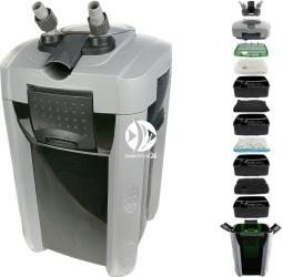 AQUA NOVA NCF-2000 (NCF-2000) - Filtr zewnętrzny do akwarium maks. 450l