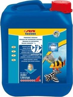 SERA Toxivec (03001) - Preparat natychmiast usuwa wszelkie toksyny z akwarium