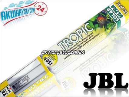 JBL SOLAR ULTRA TROPIC T5 (61761) - Świetlówka T5 do akwarium tropikalnego, roślinnego o pełnym spektrum światła.