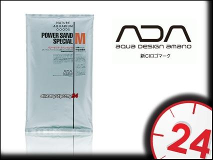 ADA POWER SAND SPECIAL M 6L - Substrat organiczny pod podłoże.