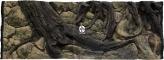 ATG Tło Amazonka (AM50x30) - Tło do akwarium z motywami korzeni i skał, imitujące biotop Amazonii. 150x60 cm