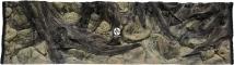 ATG Tło Amazonka (AM50x30) - Tło do akwarium z motywami korzeni i skał, imitujące biotop Amazonii. 200x60 cm