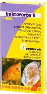 SERA BaktoForte S (43200) - Lek przeciw zewnętrznym i wewnętrznym bakteriom