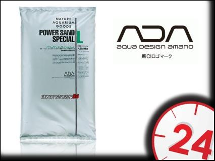 ADA POWER SAND SPECIAL L 18L - Substrat organiczny pod podłoże.