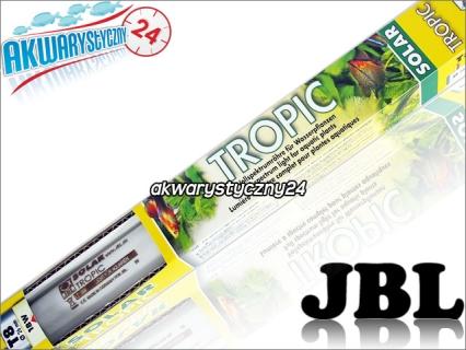 JBL SOLAR TROPIC T8 (61610) - Świetlówka T8 do akwarium tropikalnego, roślinnego o pełnym spektrum światła.