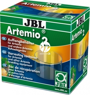 JBL Artemio 2 (61062) - Pojemnik do wyłapywania artemii, pokarmu dla ryb akwariowych.