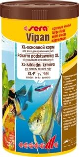 SERA Vipan - Podstawowy pokarm dla ryb akwariowych