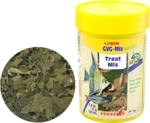 SERA GVG-Mix 100ml - Smakowity pokarm dla ryb akwariowych z jodem