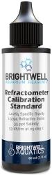 BRIGHTWELL AQUATICS Refractometer Calibration Standard 60ml (RES60) - Płyn wzorcowy do kalibracji refraktometru