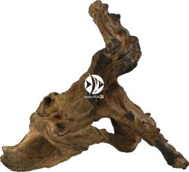 Korzeń Dark Old Wood 1szt - Stary, ciemny korzeń do akwarium roślinnego