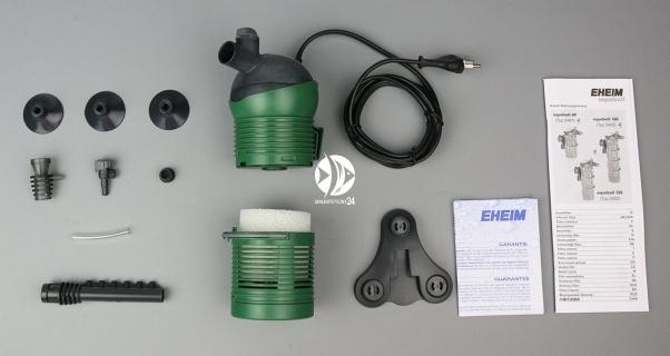 EHEIM AquaBall 60 (2401020) - Modułowy filtr wewnętrzny do akwarium