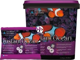 AQUARIUM SYSTEMS Instant Ocean (210347) - Sól morska bez azotanów i fosforanów