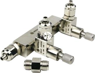 ROTALA CO2 Precision Valve 2 PRO-Line (Rot415co2) - Zaworek precyzyjny CO2 dwu-wyjściowy
