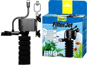 TETRA Filter Jet 600 (T287143) - Kompaktowy filtr wewnętrzny do akwarium 120l - 170l
