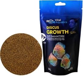 VITAL AQUATICS Discus Growth (DG090) - Wysokobiałkowy, tonący pokarm dla paletek